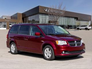 Used 2020 Dodge Grand Caravan Crew Plus | Hail Of A Sale !!! | for sale in Winnipeg, MB
