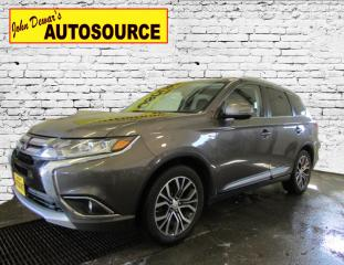 Used 2017 Mitsubishi Outlander GT for sale in Peterborough, ON