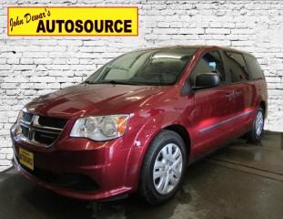 Used 2016 Dodge Grand Caravan CANADA VALUE PACKAGE for sale in Peterborough, ON
