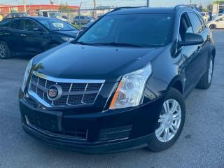 Used 2011 Cadillac SRX 3.0 Base for sale in Brampton, ON