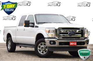 Used 2013 Ford F-250 Lariat LEATHER | NAVIGATION | 20-INCH WHEELS for sale in Kitchener, ON