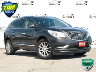 Used 2017 Buick Enclave Leather Just in for sale in Tillsonburg, ON