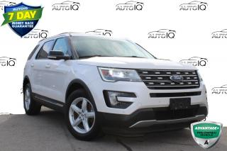 Used 2016 Ford Explorer XLT LEATHER SUNROOF NAVIGATION ONE OWNER for sale in Hamilton, ON