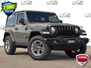 Used 2021 Jeep Wrangler Sport This just in!!! for sale in St. Thomas, ON