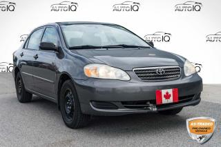 Used 2007 Toyota Corolla AS TRADED SPECIAL | YOU CERTIFY, YOU SAVE for sale in Innisfil, ON