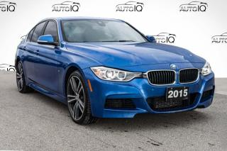 Used 2015 BMW 335i i xDrive AWD LEATHER INTERIOR for sale in Innisfil, ON