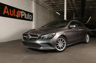Used 2018 Mercedes-Benz CLA-Class CLA 250 4MATIC Coupe for sale in North York, ON