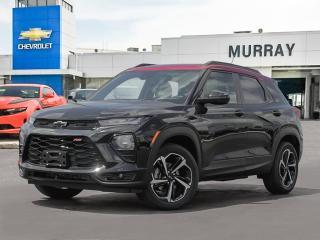 New 2022 Chevrolet TrailBlazer RS for sale in Winnipeg, MB