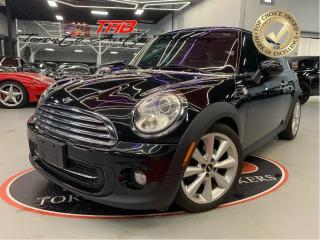 Used 2013 MINI Cooper Hardtop PANO I NAVI I LEATHER I BLUETOOTH I COMING SOON for sale in Vaughan, ON