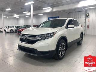 Used 2018 Honda CR-V LX AWD - CAMERA + JAMAIS ACCIDENTE !!! for sale in Saint-Eustache, QC