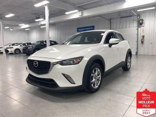 Used 2016 Mazda CX-3 GS AWD LUXE - CUIR + TOIT + JAMAIS ACCIDENTE !!! for sale in Saint-Eustache, QC
