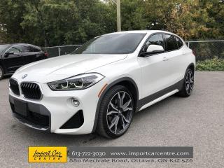 Used 2018 BMW X2 xDrive28i M-SPORT  HUD  HK SOUND  NAVI  LEATHER  P for sale in Ottawa, ON