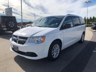 Used 2015 Dodge Grand Caravan SXT**CAPTAINS CHAIRS**FOLD AWAY SEATS**ONLY 34373 for sale in Surrey, BC