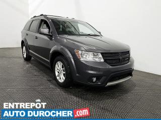 Used 2014 Dodge Journey SXT V6 - Climatiseur for sale in Laval, QC