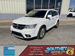 Used 2012 Dodge Journey R/T for sale in Southey, SK