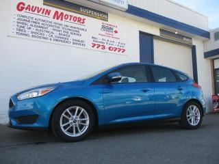 Used 2015 Ford Focus SE Loaded Heated Seats/ Steering Wheel, Remote Sta for sale in Swift Current, SK