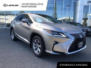 Used 2019 Lexus RX 350 8A / NO Accidents, Local, ONE Owner for sale in North Vancouver, BC