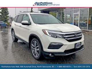 Used 2017 Honda Pilot Touring for sale in North Vancouver, BC