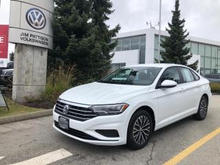 New 2021 Volkswagen Jetta for sale in Surrey, BC