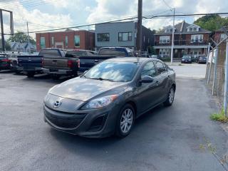 Used 2011 Mazda MAZDA3 GX for sale in Hamilton, ON