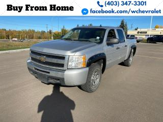 Used 2010 Chevrolet Silverado 1500 for sale in Red Deer, AB