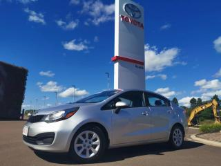 Used 2014 Kia Rio LX for sale in Moncton, NB