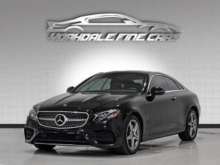 Used 2019 Mercedes-Benz E-Class E 450 4MATIC Coupe. Nav. 360 Cam. Driver Assist. Loaded! for sale in Concord, ON