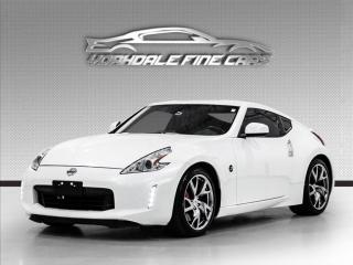 Used 2016 Nissan 370Z Coupe. Manual. Nav. Camera. Bluetooth. Low KM. Loaded! for sale in Concord, ON