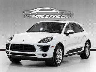 Used 2018 Porsche Macan S AWD. NAVIGATION. CAMERA. DRIVER ASSIST. LOADED! for sale in Concord, ON