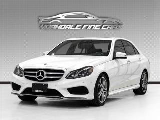 Used 2014 Mercedes-Benz E-Class E250 Sedan BlueTEC 4MATIC. Navigation. Camera. Bluetooth. for sale in Concord, ON