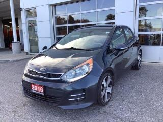 Used 2016 Kia Rio for sale in North Bay, ON