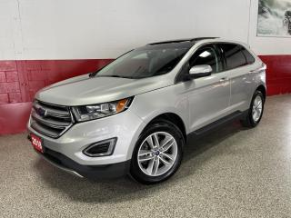 Used 2018 Ford Edge SEL AWD PANORAMIC SUNROOF 3.5L 6CYLINDER NAVIGATION for sale in North York, ON