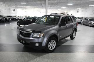 Used 2008 Mazda Tribute V6 I POWER OPTIONS I KEYLESS ENTRY I AM/FM STEREO I AS IS for sale in Mississauga, ON