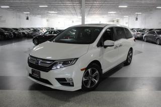 Used 2018 Honda Odyssey EX-L I NAVIGATION I LEATHER I SUNROOF I REAR CAM I CARPLAY for sale in Mississauga, ON