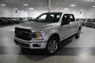 Used 2018 Ford F-150 XLT SUPERCREW SPORT NO ACCIDENTS I NAVIGATION I REAR CAMERA for sale in Mississauga, ON