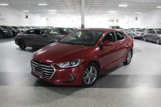 Used 2017 Hyundai Elantra NO ACCIDENTS I REAR CAM I BLIND SPOT ASSISTANCE I CRUISE BT for sale in Mississauga, ON