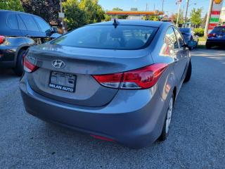 Used 2012 Hyundai Elantra 4DR SDN for sale in North York, ON