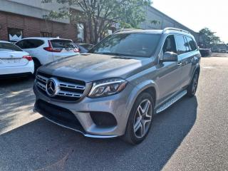 Used 2017 Mercedes-Benz GLS Class 4MATIC 4dr GLS550 for sale in North York, ON