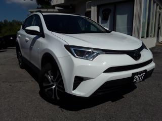 Used 2017 Toyota RAV4 LE FWD - BACK-UP CAM! SAFETY SENSE! ACCIDENT FREE! for sale in Kitchener, ON