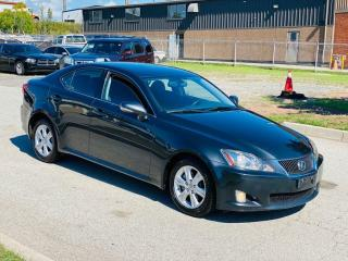 Used 2009 Lexus IS 250 4dr Sdn RWD for sale in Brampton, ON