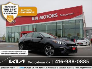 Used 2020 Kia Forte5 EX | 1 OWNR | CLN CRFX | HTD SEATS | 35 K | BU CAM for sale in Georgetown, ON