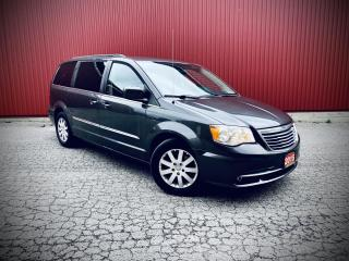 Used 2015 Chrysler Town & Country Touring, Pwr Sliding Doors, B-cam for sale in Scarborough, ON