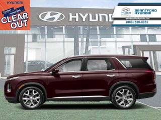 Used 2021 Hyundai PALISADE Luxury 7-Passenger AWD  - $312 B/W for sale in Brantford, ON