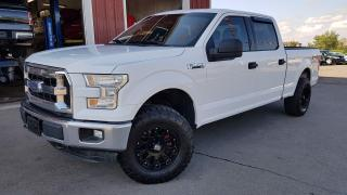 Used 2016 Ford F-150 XL SuperCrew 6.5-ft. Bed 4WD for sale in Dunnville, ON