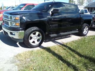 Used 2015 Chevrolet Silverado 1500 LT Crew Cab 4WD for sale in Leamington, ON