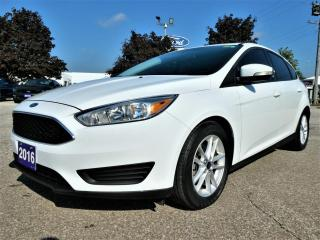 Used 2016 Ford Focus SE 2.0L | Heated Seats | Heated Wheel | Back Up Cam for sale in Essex, ON