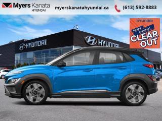 New 2022 Hyundai KONA 1.6T N Line AWD w/Two-Tone Roof  - $221 B/W for sale in Kanata, ON