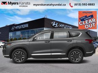 New 2022 Hyundai Santa Fe Hybrid Luxury AWD  - $325 B/W for sale in Kanata, ON