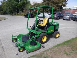 Used 2013 John Deere 1545 Series II  4 Wheel Drive Diesel Mower for sale in Burnaby, BC