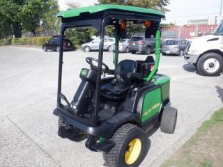 Used 2012 John Deere 1545 Mower 4 Wheel Drive Series 11 Diesel for sale in Burnaby, BC